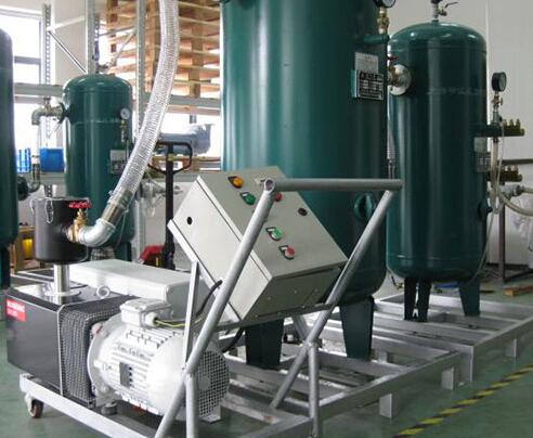 中心供氧设备系统